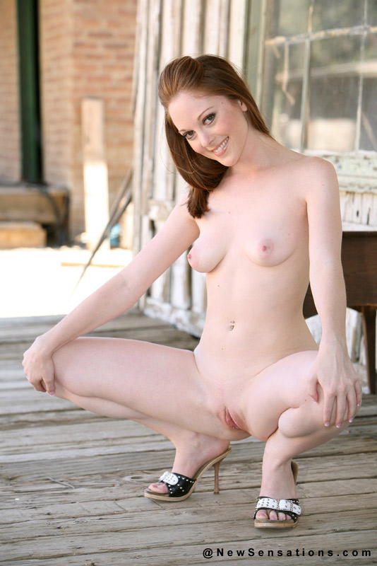 Scarlett Fay Down On The Farm Geting Nude - Pichunter