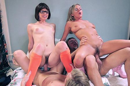 смотреть порно фото порно пародии